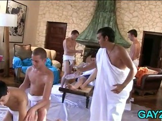 Porno Video of College Boys Will Do Anything