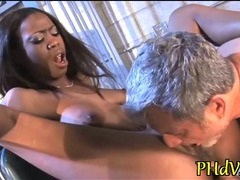 Fucking ends with cumshot