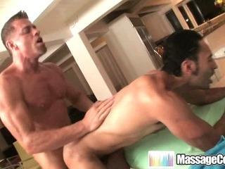Porno Video of Massagecocks Latino Hard Massage.p6