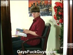 Ernest&Morgan awesome gay/straight action