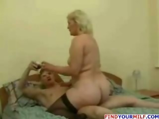 Porn Tube of Russian Mature Milf 8
