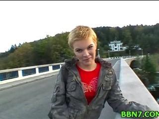 Porno Video of Neat Pretty Teen