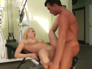 Porno Video of Blonde Pornstar Enjoys Nasty Sexing