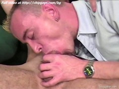 Hot twink Rick gets his cock sucked