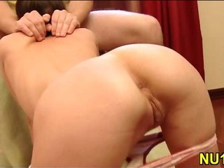 Porn Tube of Playful Pretty Hot Removes Guy's